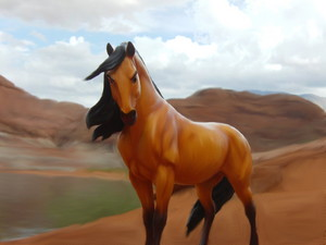 >> spirit stallion of the cimarron <<