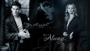 Buffy/Angel 壁紙 - Always