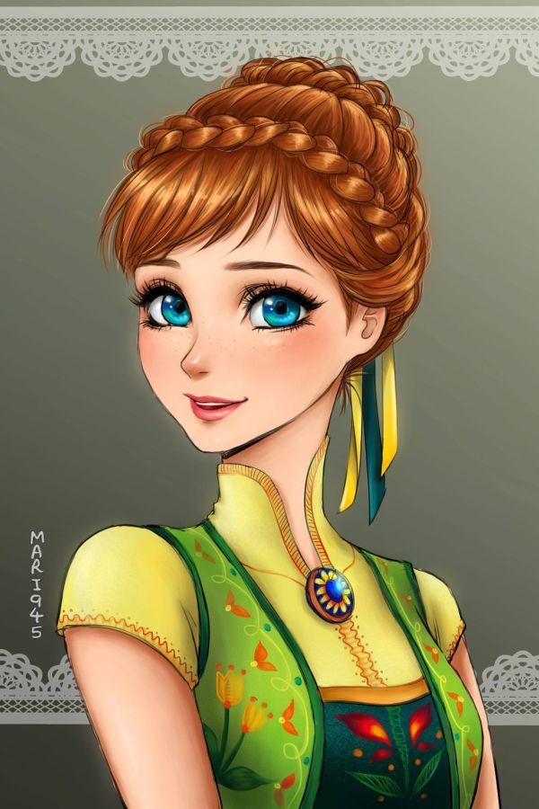 Frozen Fever Anna Princesas De Disney Fondo De Pantalla