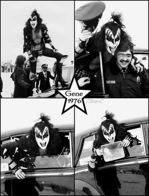 Gene ~Detroit, Michigan...January 24, 1976