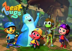 Ink alc Beat Bugs 1