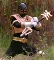 Jason Morphed As The Zeo emas Ranger