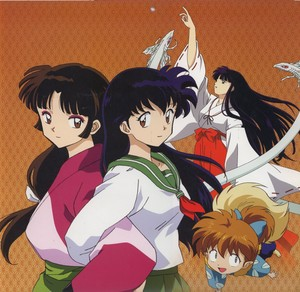 Ladies in Inuyasha 1