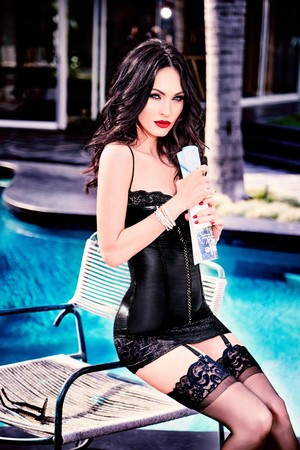 Megan Fox ~ Frederick's Of Hollywood Campaign