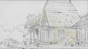 My Neighbor Totoro Storyboard Comparison