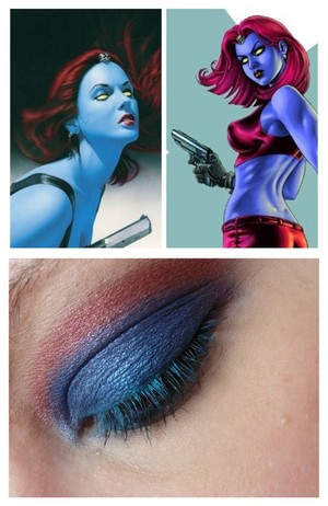 Mystique Eye Shadow pt. 1