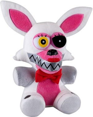 Nightmare Mangle Plush