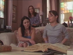 Prue Piper and Phoebe 6