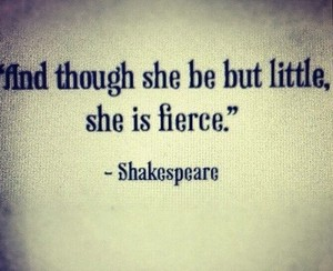 Shakespeare Quote