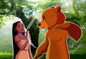 brother bear - crossover