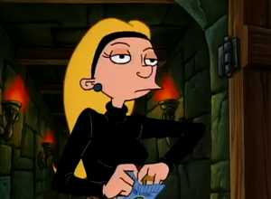Adult Helga Pataki- B*tch, please!