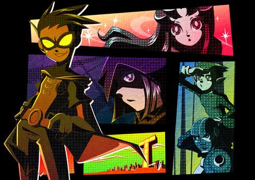 Anime Titans Os Jovens Titas Fa Art 40388278 Fanpop