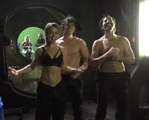 BTS The 100 S4
