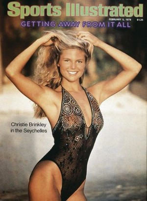 Christie Brinkley On Cover Sports Illustrated