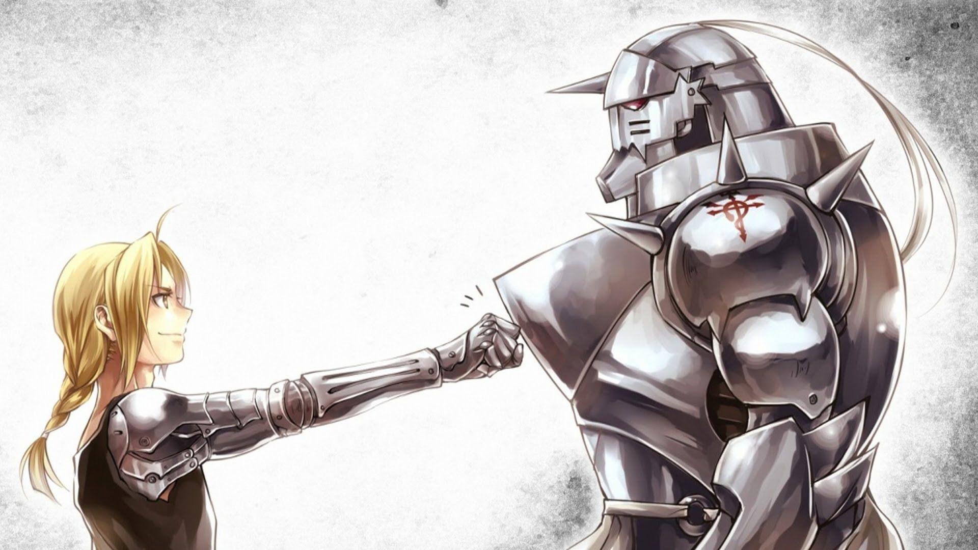 FMA Wallpaper - Fullmetal Alchemist: Brotherhood - Anime ...