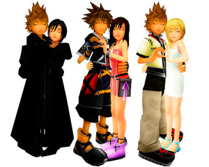 Happy 15th Anniversary Kingdom Hearts Forever