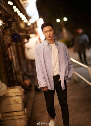 Lay for Vogue Me
