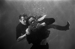Live and Let Die - Bond vs Kananga underwater fight