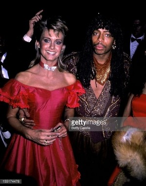 Olivia And Rick James