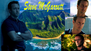 Steve McGarrett - Hawaii Five 0