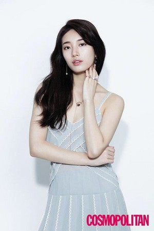 Suzy for Cosmopolitan Magazine