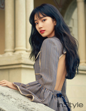 Suzy for Instyle