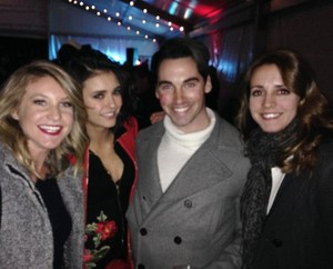 TVD avvolgere Party