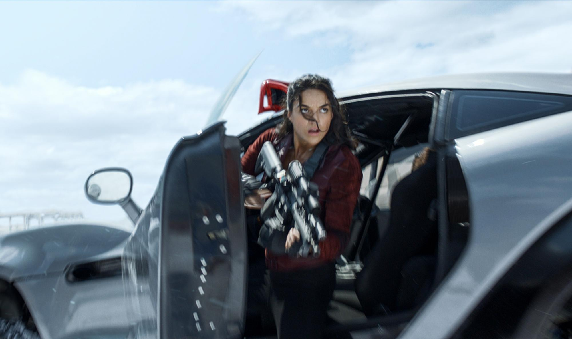 The Fate Of The Furious Letty Fast And Furious Photo 40319436