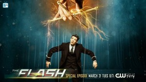 The Flash - Episode 3.17 - Duet - Promo Poster