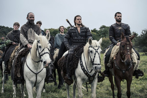 Toby as Aethelred in 'The Last Kingdom' - 2x07 - Promotional Stills