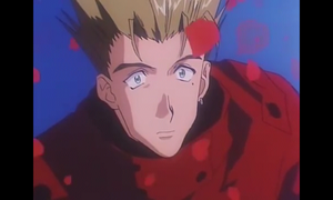 Vash screencap