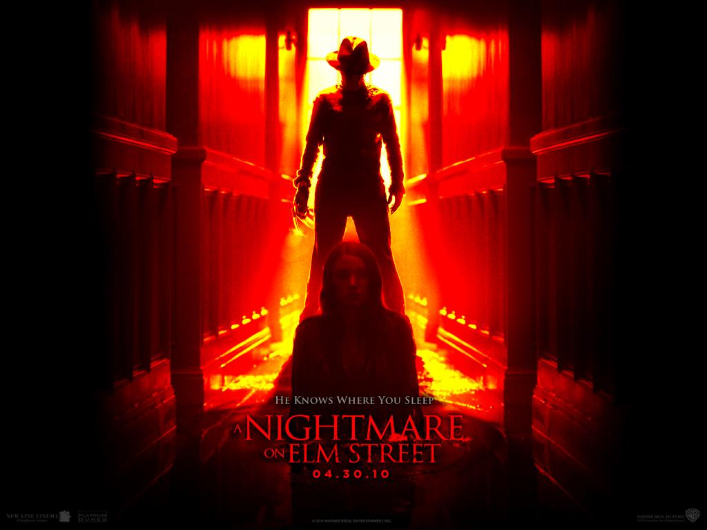 A Nightmare On Elm Street A Nightmare On Elm Street Wallpaper