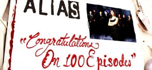 ALIAS 100th Episode Party