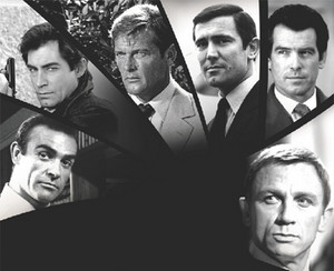 Actors Who Portrayed 007