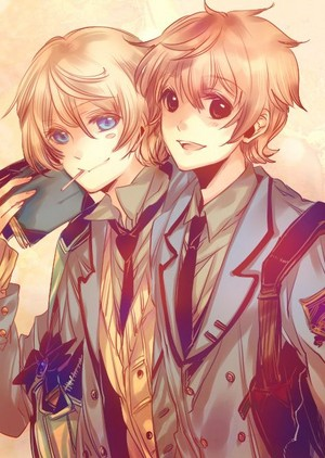 Alois and Luca