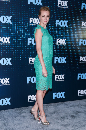 Amy Acker at the Fox Upfronts 2017