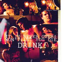 Angel and Buffy 97
