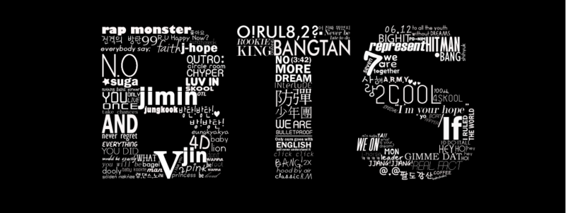 BTS logo fanart bts 40463725 800 302