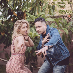 "BTS shots of @travisatreo X @emilybett singing @maroon5 ""Sunday Morning"""