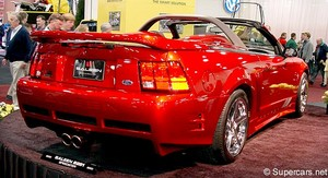 Cars Ford mustang Saleen GT 2000