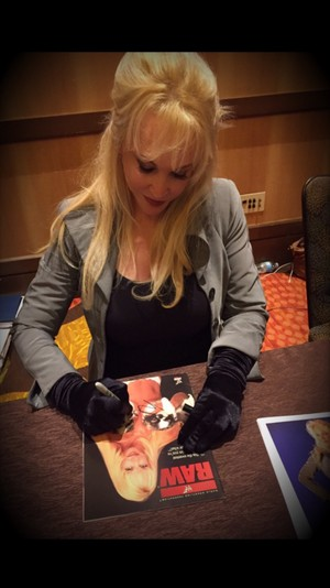 Debra fan signing - April 2017