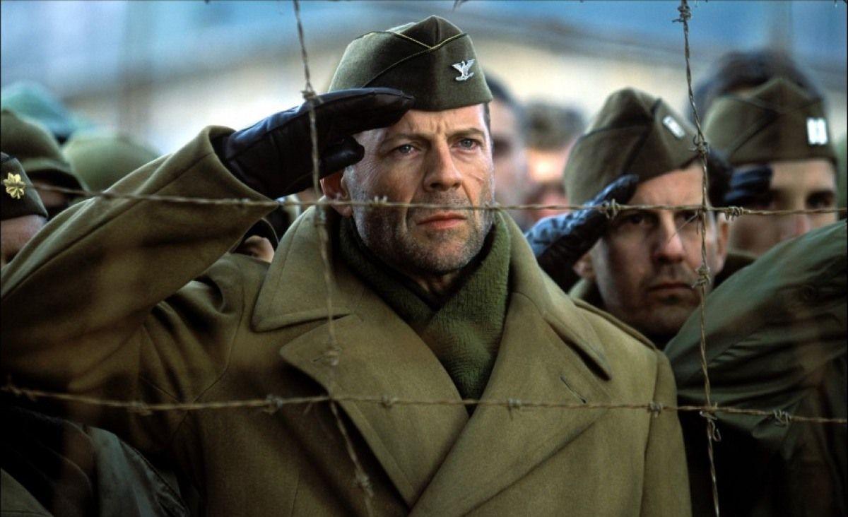 War Movie : Harts War 2002