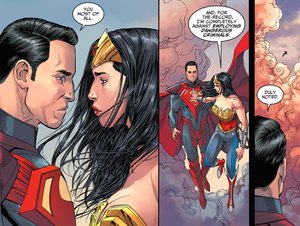 Injustice (Superman/Wonder Woman)