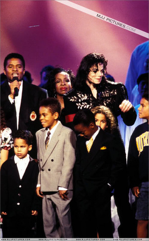 Jackson Family Honors Back In 1994