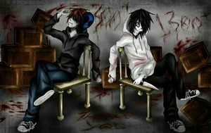 Jeff the killer And Eyeless Jack
