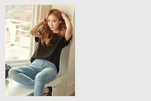 Jessica - блан, blanc and Eclare 2017 S/S Collection Denim