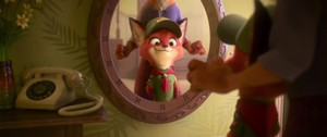 Junior Ranger Scout Nick Wilde