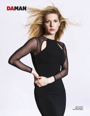Katheryn Winnick ~ Da Man ~ April/May 2015