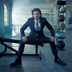 Kit Harington in Esquire magazine Photoshoot