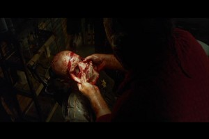 Leatherface in Texas Chainsaw 3D